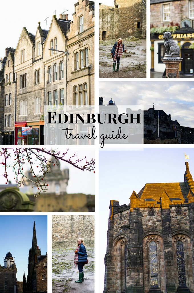 Edinburgh Travel Guide_ where to eat in Edinburgh, what to do in Edinburgh, where to stay in Edinburgh for a long weekend in Edinburgh