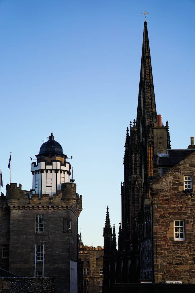 The Royal Mile Edinburgh, Edinburgh Travel Guide, long weekend in Edinburgh itinerary
