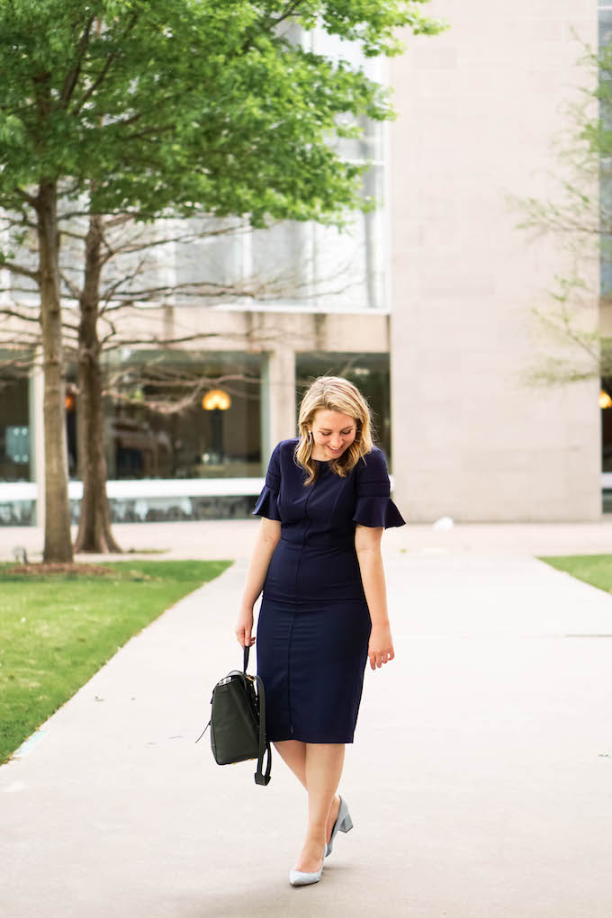 Best Camera for Travel Blogging via Dallas Life & Style Blog, Glitter & Spice | What to Wear to an Interview | Work-Appropriate Dress | Workwear