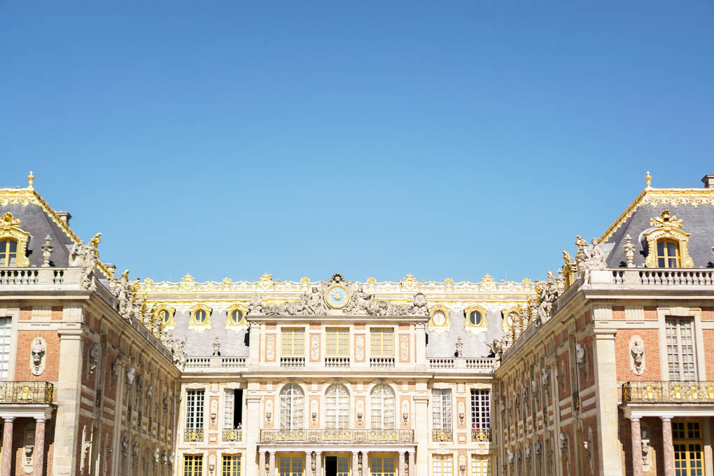 Versailles in the Summer via Glitter & Spice