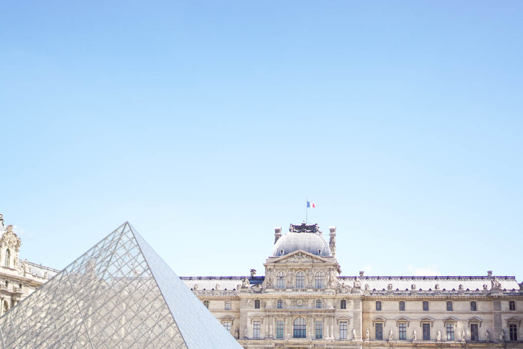 Most Instagrammable Spots in Paris: The Louvre