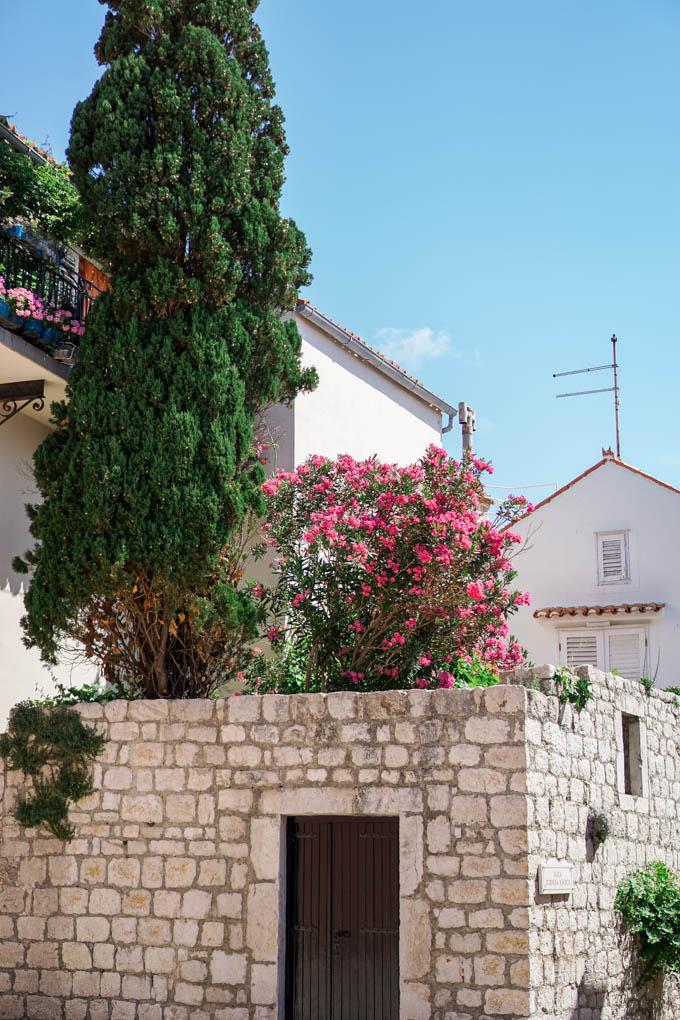 The Quiet Port Town of Rab, Croatia