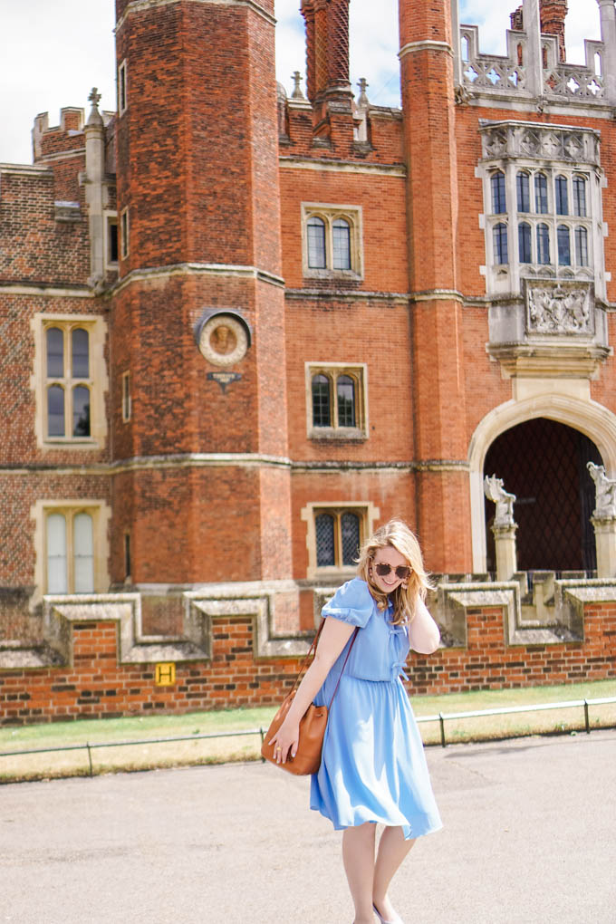 Best Places to Visit in England in the Summer via travel blogger Glitter & Spice