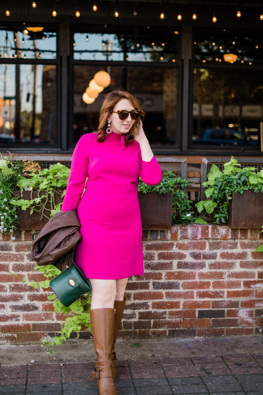 What to Wear to an Office Holiday Party | What to Wear to an After-Work Holiday Party | Casual Holiday Attire via Dallas fashion blogger Glitter & Spice