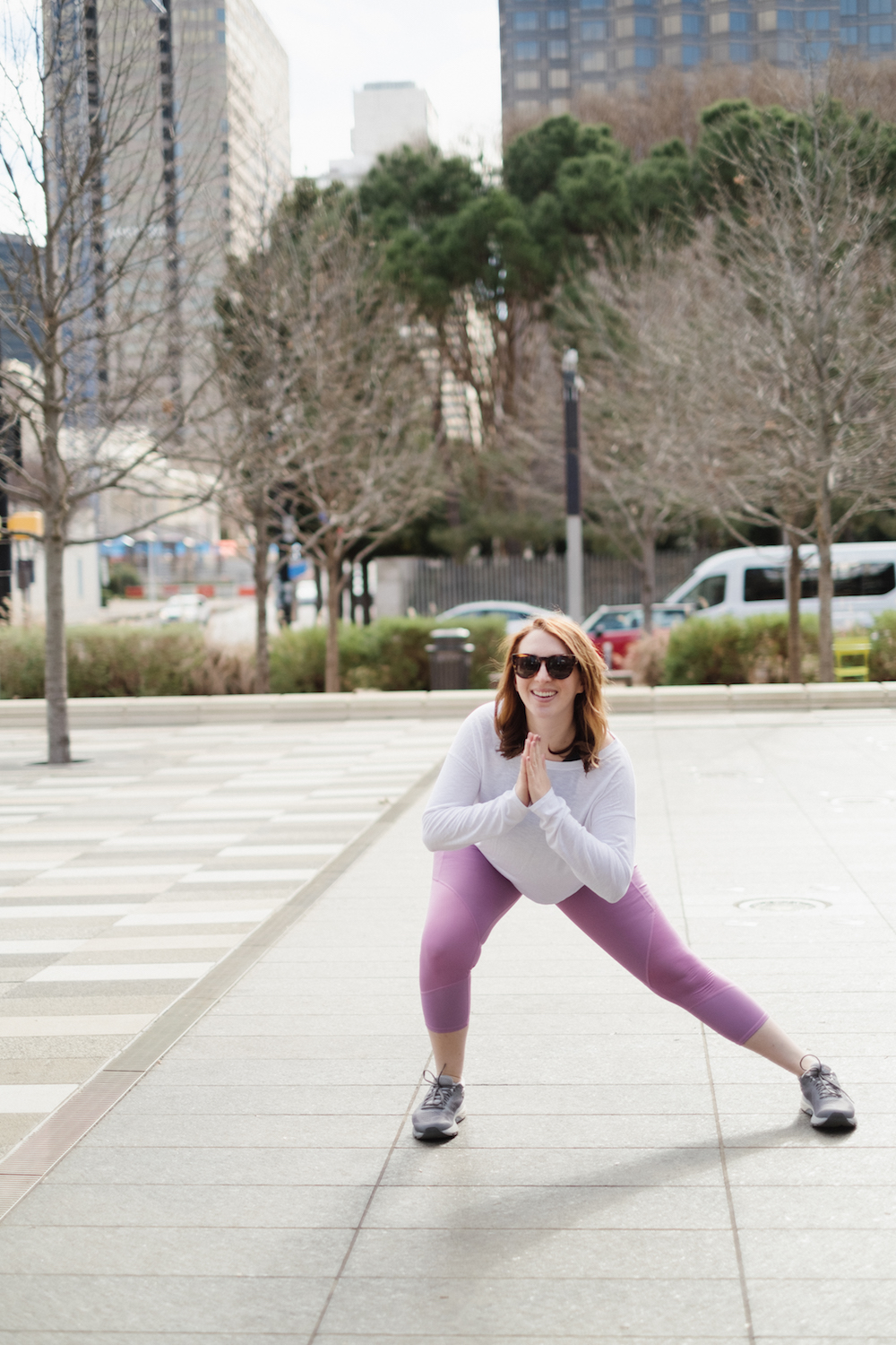 Lateral Lunge Proper Form | Workouts You Can Do While Traveling | Workouts You Can Do On the Road