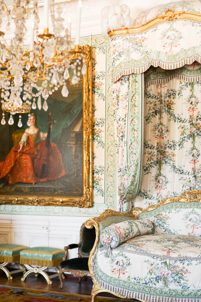 Bedrooms in the Palace of Versailles | How to Visit Versailles | Things to do in Paris