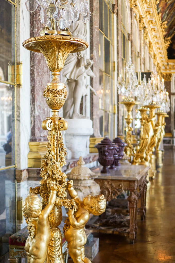Things to Do in Paris - Versailles | Things to See in Paris - Hall of Mirrors at Versailles