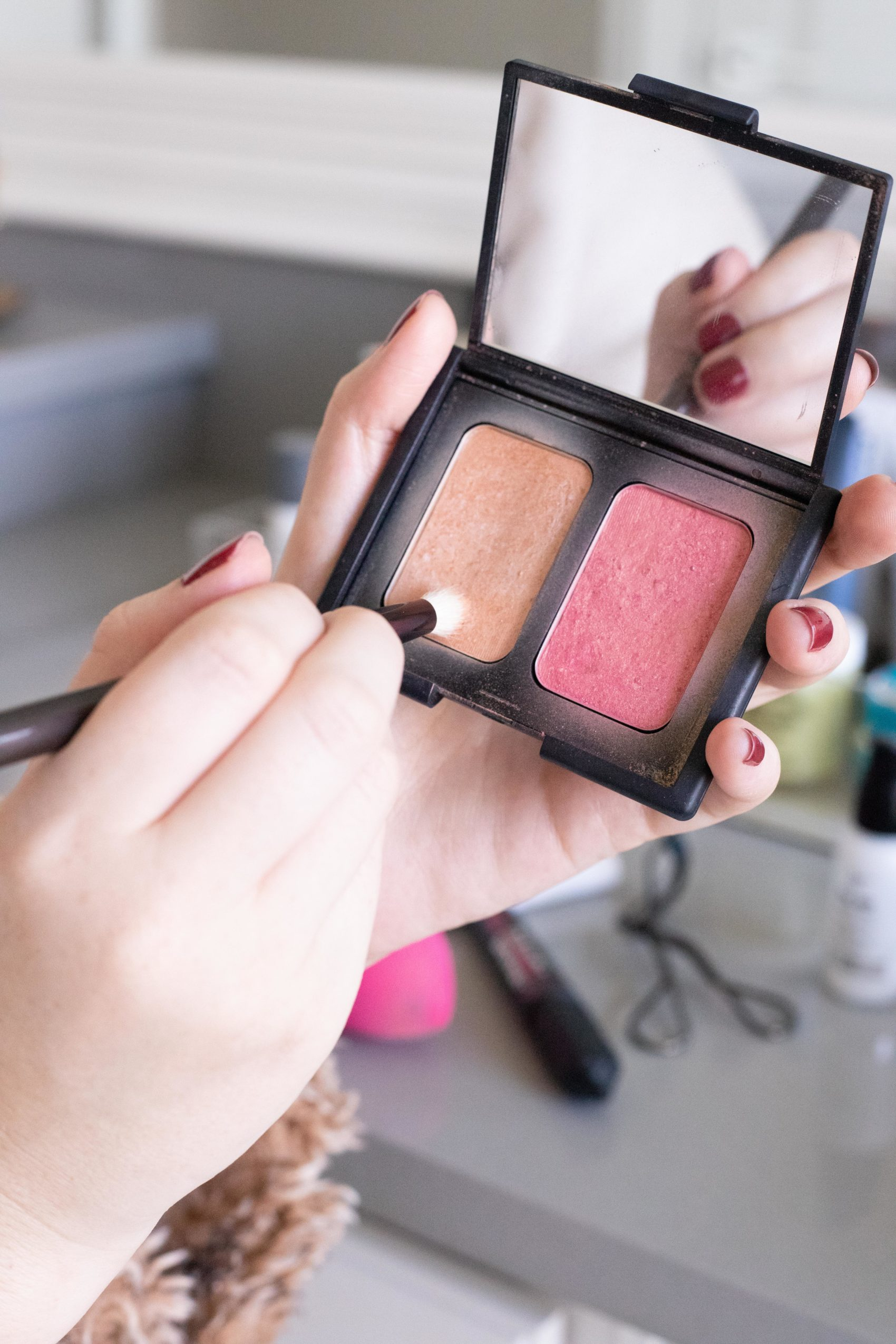 NARS Blush / Highlighter Duo | Best Cheek Palettes #makeup #NARS #blush