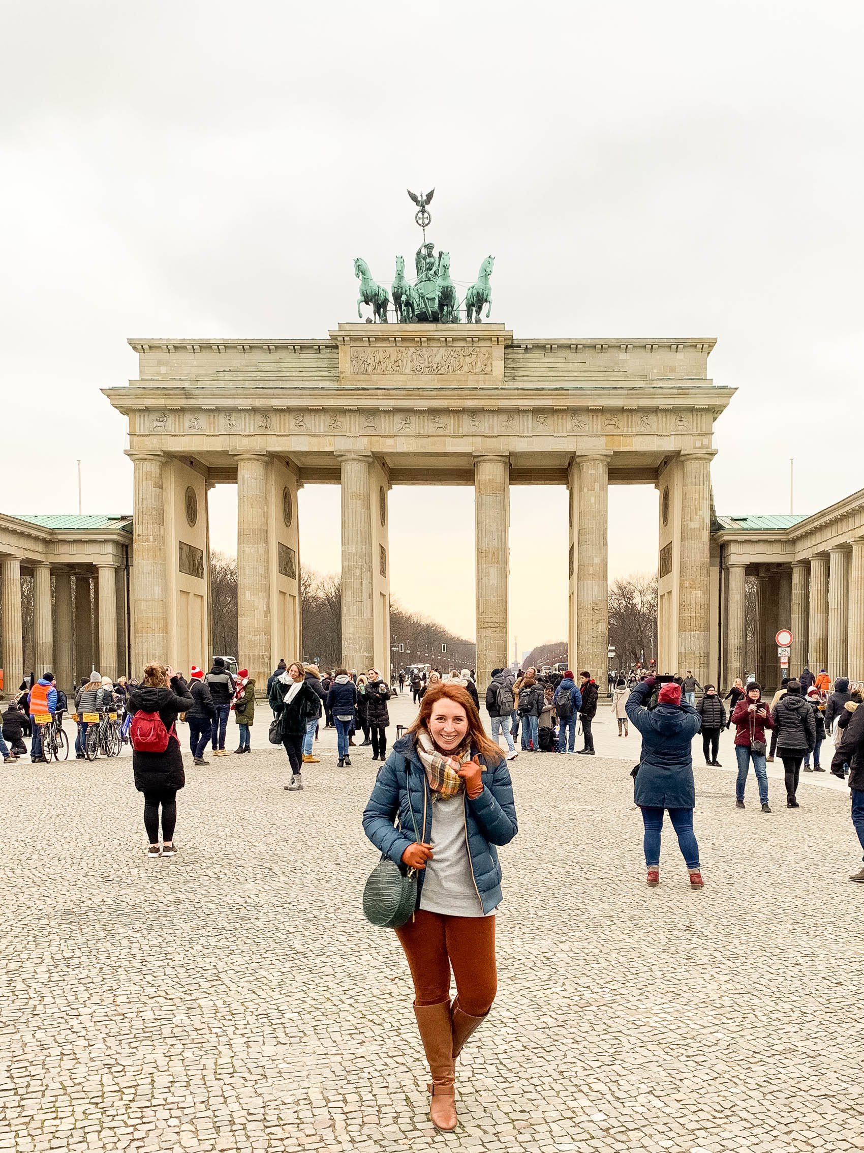 Brandenburg Gate | Things to do in Berlin | Blogger shares Berlin travel guide, perfect for a long weekend in Berlin, Germany