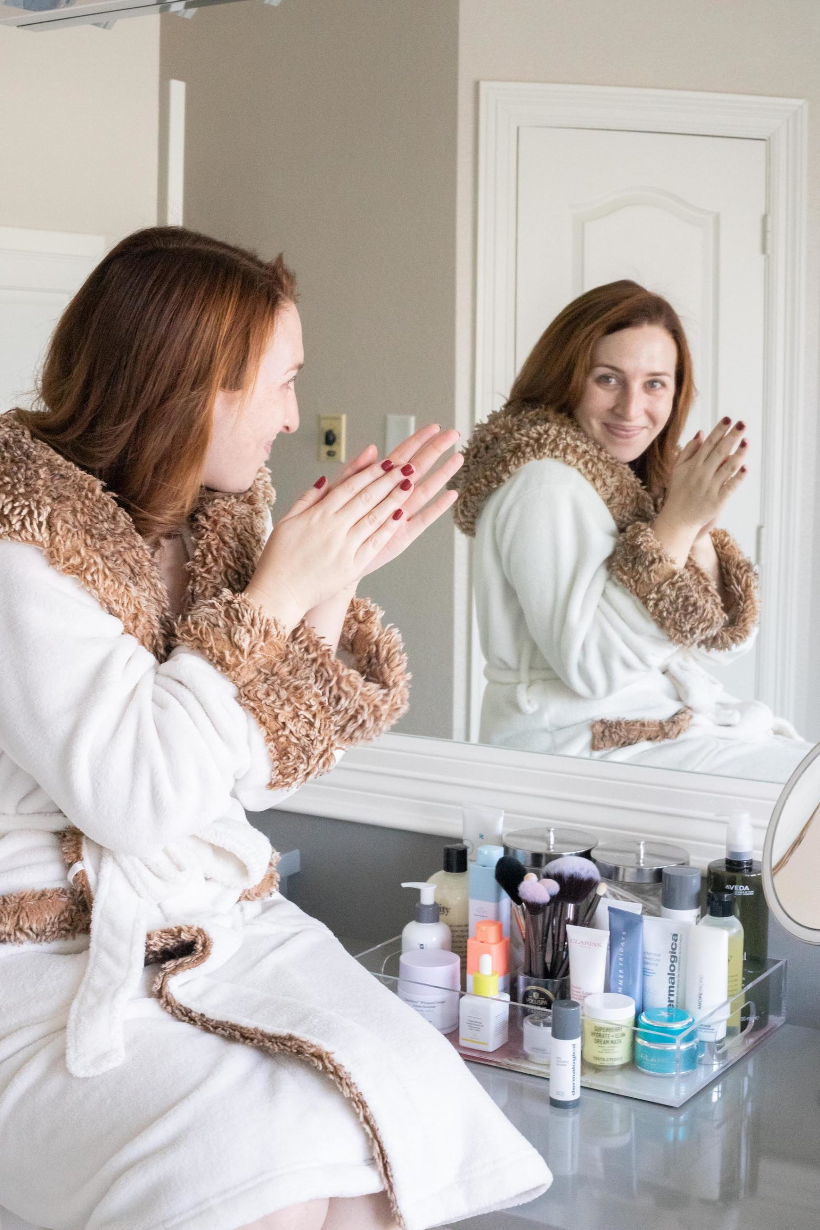 Blogger shares winter skincare secrets | Hydrating face masks to combat dry skin