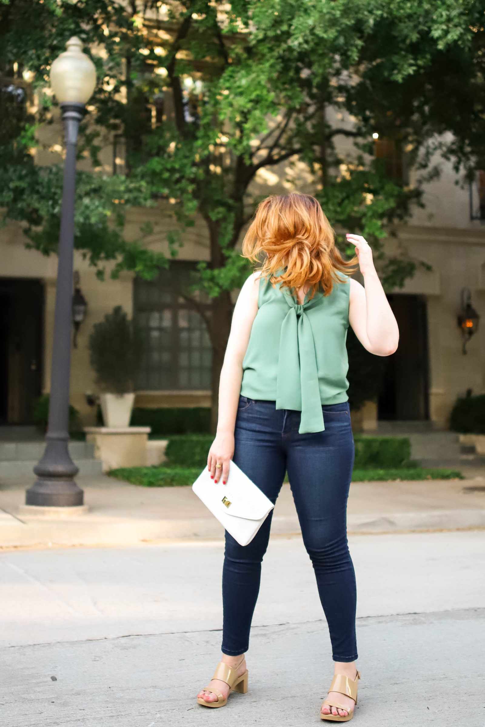 What is self care? Dallas blogger Amanda Kushner of Glitter & Spice answers this and shares how she created a weeknight self care routine that works specifically for her.