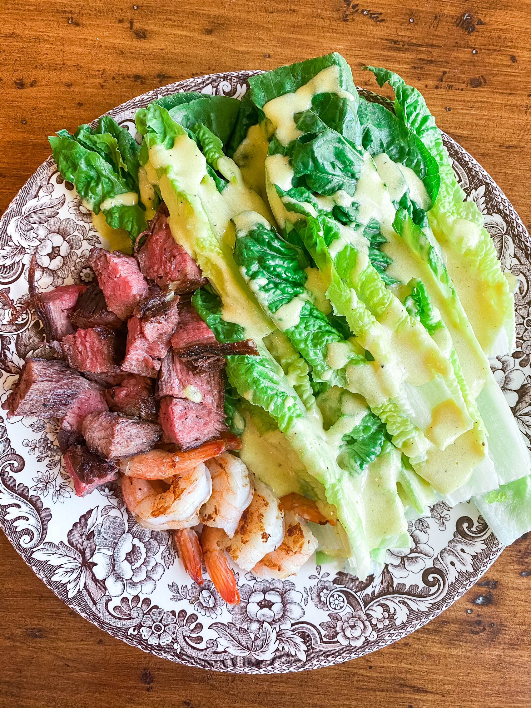 The Defined Dish's Steakhouse Caesar Salad